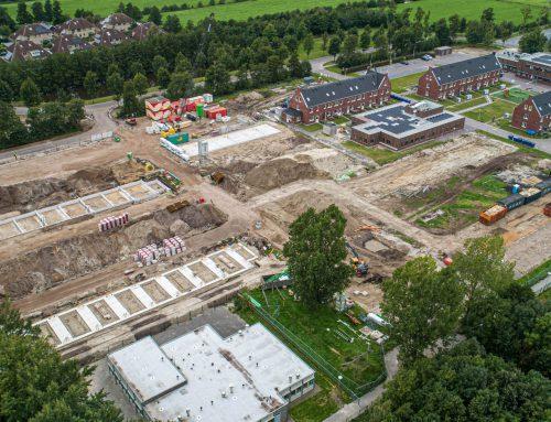 Nieuwbouw AZC Burgum Fase 2